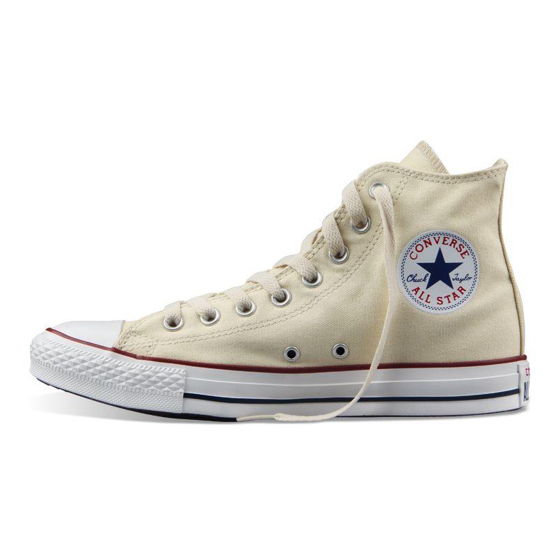 Первоначально конверс все звезды обувь мужчин и женщин кроссовки холст обувь мужчины женщины высокая классический скейтбордингом обувь бе...