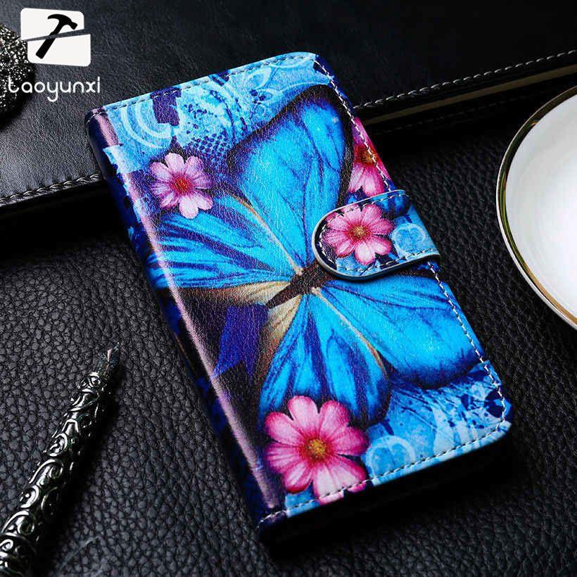 TAOYUNXI PU Cuir Flip Couverture De Cas Pour Alcatel OneTouch One Touch Pixi 4 Pixi4 5.0 Pouce OT-5010 5010D 5010X3G Version Sacs