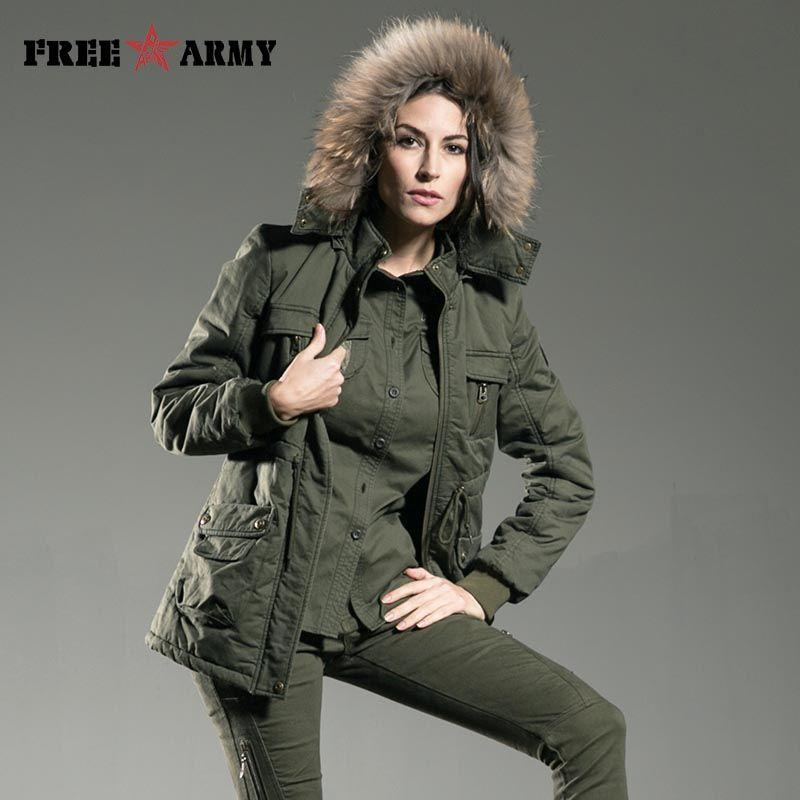 Winterjacke Damen Slim Fit Pelzkragen Lange Baumwolle Gefütterte Jacke Oberbekleidung Mäntel Weiblichen Kleidung Gesendet mit Freie Socken GS-8356A