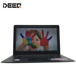 Livraison gratuite Ultra-Mince 8 gb Ram + 750 gb HDD Windows 7/8/10 Quad Core Pc Portable netbook Ordinateur 1920*1080 p USB3.0