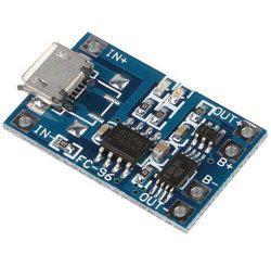1 Pcs Micro USB 5 V 1A 18650 Lithium Battery Charger Modul Pengisian Papan dengan Perlindungan