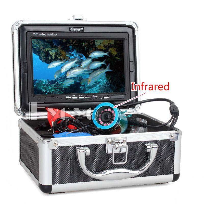 Eyoyo Original 30m Professional Fish Finder Underwater Fishing Video Camera 7