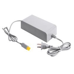 US Plug AC100-240V Adapter Charger Power Supply 15V 5A With Cord Game Console Charger for Nintendo For Wii U Console