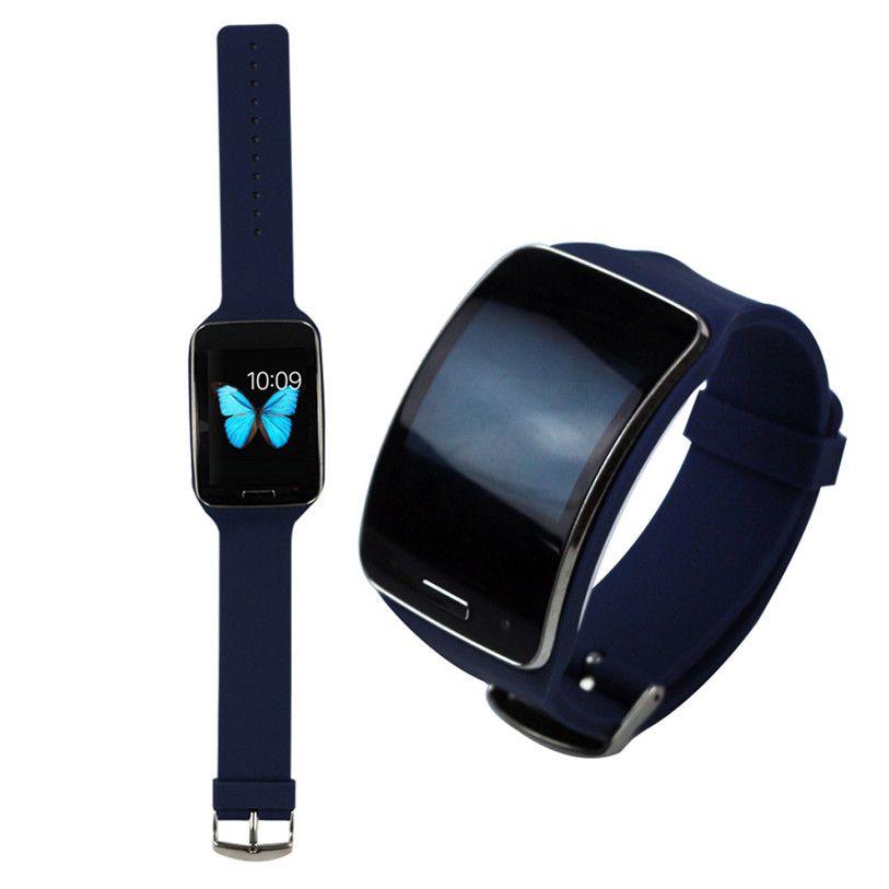HL 2016 NEUE Ersatz Uhr Handschlaufe Armband für Samsung Galaxy Getriebe S R750 SPT 12E22
