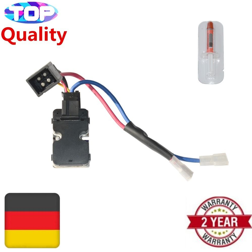 Blower Motor Resistor +1 x Silica Gel  for Mercedes S-Class C140 W140 1408218351,1408218451,9140010099,5HL351321021,0058205010