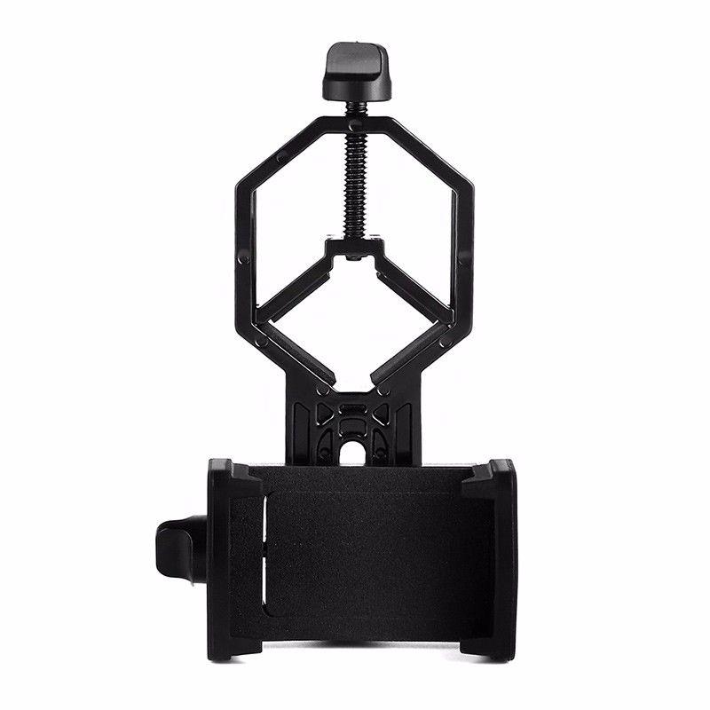 Durable Universal Smart Phone Adaptateur ABS/Alliage de Zinc Montage-Compatible avec Binoculaire Monoculaire Télescope Spotting Scope
