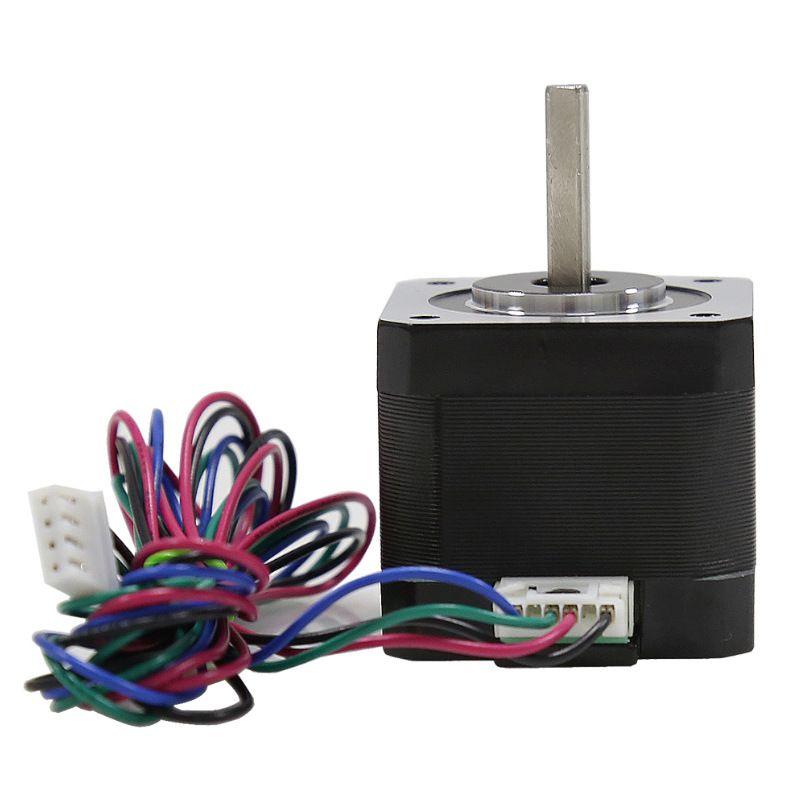 Anet a6 a8 0.9A 42 Stepper motor 4-lead Nema17 Two-phase High Torque hybrid CNC For REPRAP Makerbot 3D Printer Motors XYZ