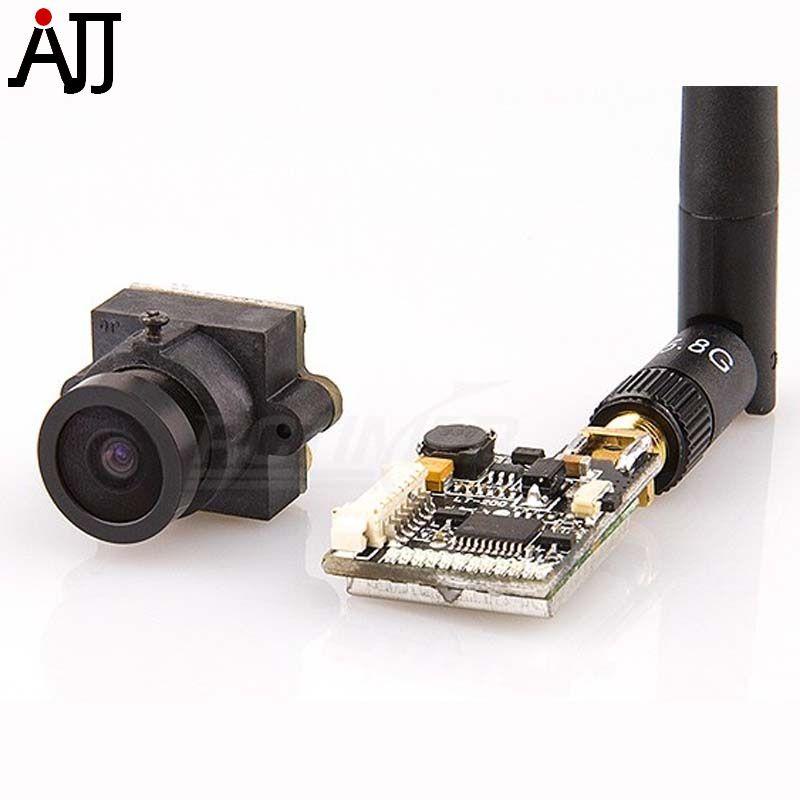 ELGAE FPV200-set FOV160 Sport Camera V650 NTSC PAL and 32CH 5.8G LT200 Transmitter VTX V700 with FPV RTU Cable Antenna Combo Set