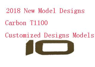 2018 chinese customized paint decal DI2 and Mechanical Both carbon road bike frame
