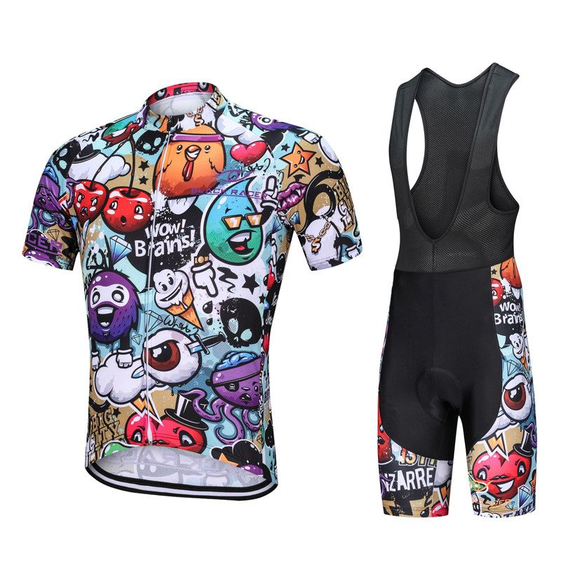 2018 new summer men and women's team pro cycling Jersey sports short-sleeve bike shirt breathable cycling clothes Ropa ciclismo