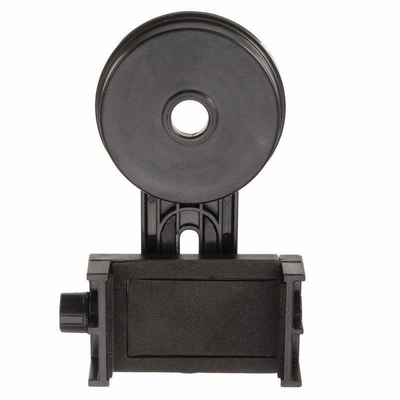 Telescopio Astronómico de Teléfono Universal Soporte de Módulos de Montaje Adaptador de Soporte de Clip Para Smartphone Lente de La Cámara Portátil Negro