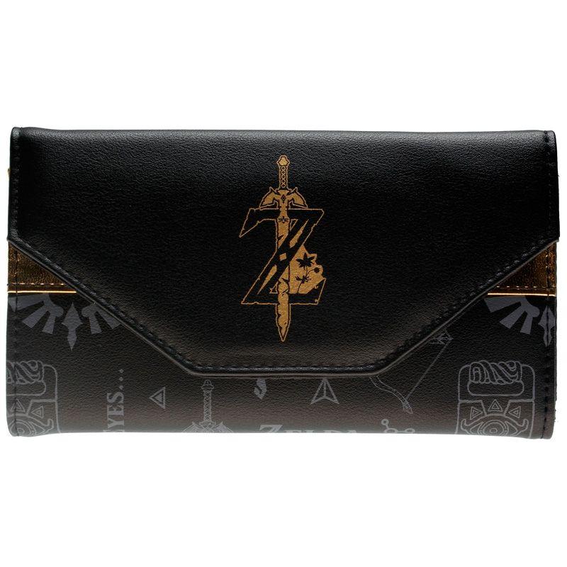 Die Legende von Zelda Brieftasche druck Lange brieftasche Frauen Geldbörse DFT-8301