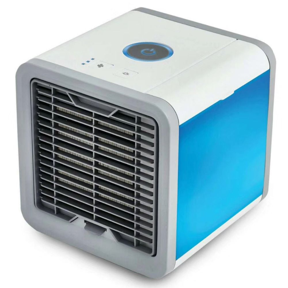 Arctic Air Cooler summer Fan Desktop Mini Air Conditioning Home Office Desk Device Quiet Personal Space Air Cooler Cooler Tool