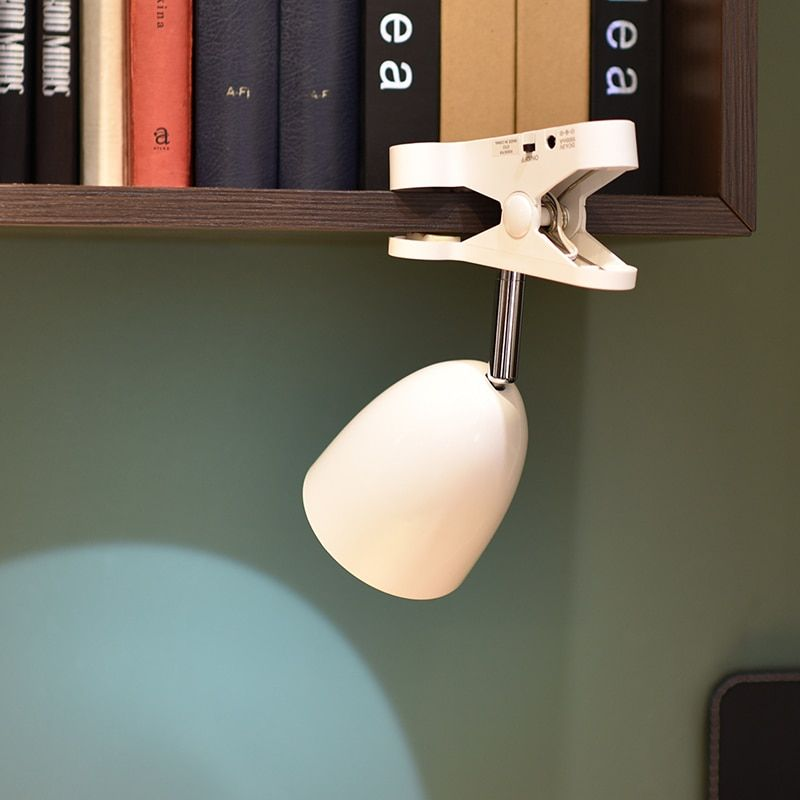 Super Bright LED Desk Lamp Clip on Lamp Clamp Table Lamp Battery Powered/USB Book Reading Lamp for Bed Home Emergency Lights