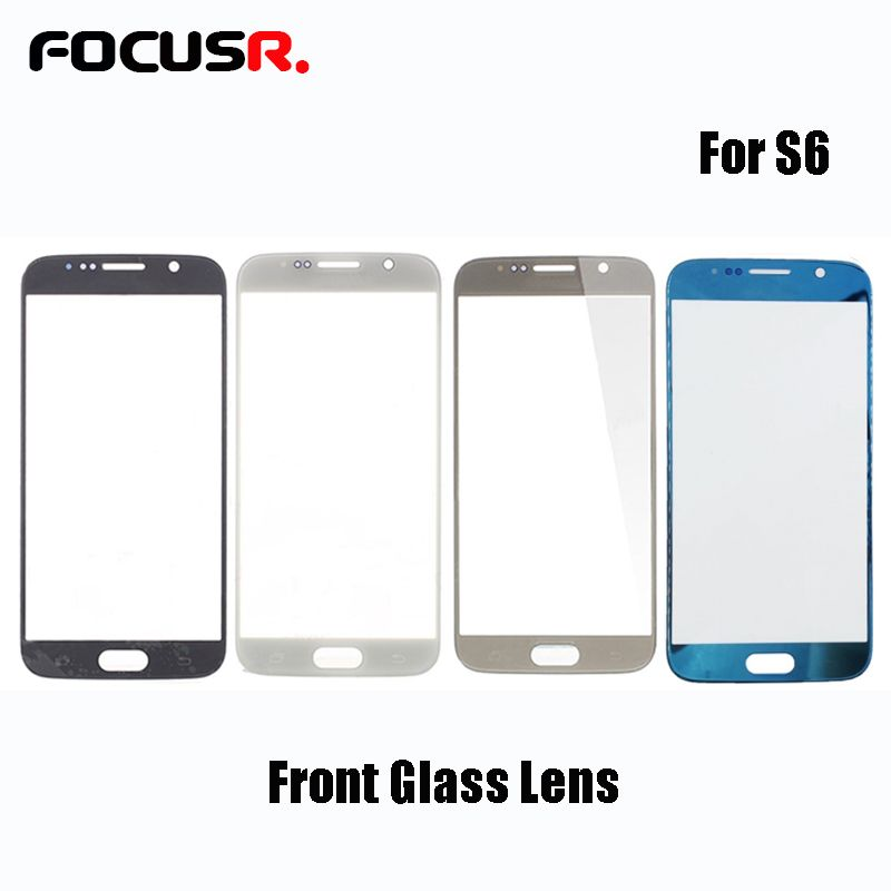Novecel ORI Front Outer Screen Glass Lens Replacement Parts For Samsung S6 G920 G920F