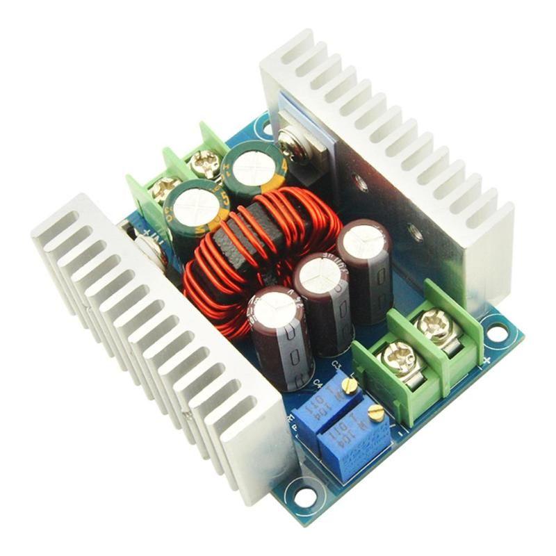 300 w 20A DC-DC Power Converter Boost Module Étape-up Courant Constant Réglable Step Down Convertisseur Tension Module