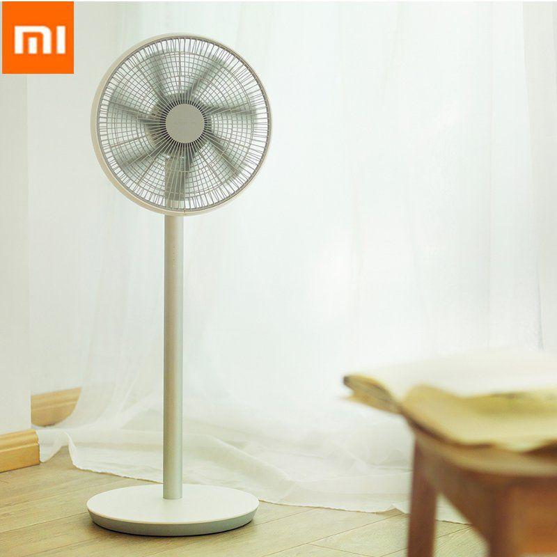 XIAOMI 2019 Neue Version Smartmi Natürliche Wind Sockel Fan 2 mit MIJIA APP Control DC Frequenz Fan 20 W Lithium- -ionen Batterie
