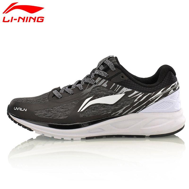 Li Ning Frauen Blitzlicht Gewicht Laufschuhe Kissen Atmungsaktives Innenfutter Sportschuhe Turnschuhe ARBM034 XYP556