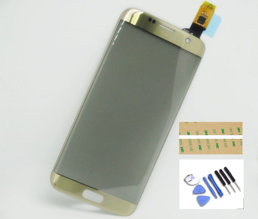 New Touch Screen Digitizer Glass For Samsung Galaxy S7 edge G935 Replacement free shipping