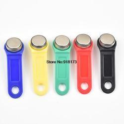 5 шт./лот Перезаписываемый RFID Touch Memory ключ, RW1990 iButton, копия карты, сауна ключ