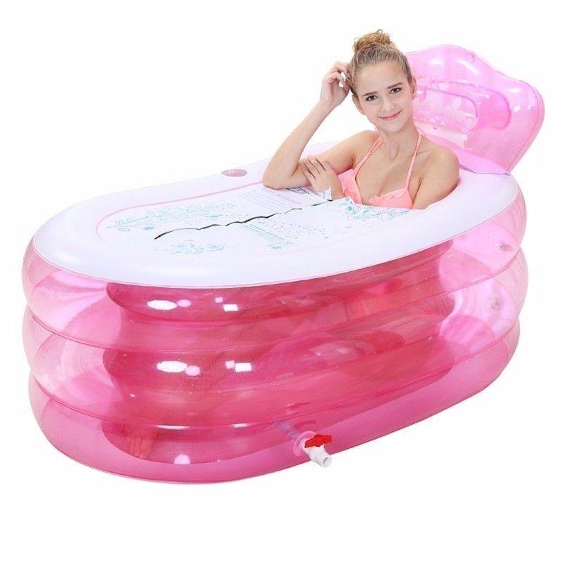 Утолщение надувные бытовой взрослых складной Ванна