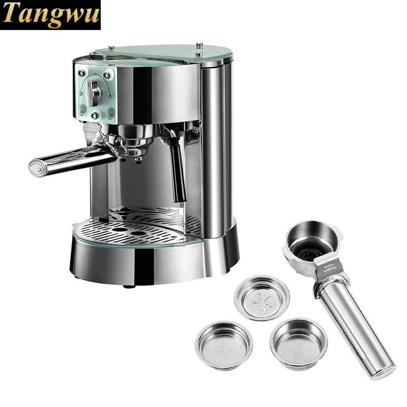 pump pressure type coffee machine is used for the commercial Italian semi-automatic steam