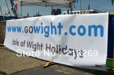 High Quality PVC Banners, Ourdoor banner, Custom printing banner, with free shipping