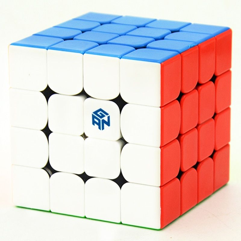 GAN460 M 4*4*4 Magnetic Professional Speed Magic <font><b>Cube</b></font> GAN 460Educational 4x4x4 Puzzle Toys For Children Learning Cubo Magic Toys