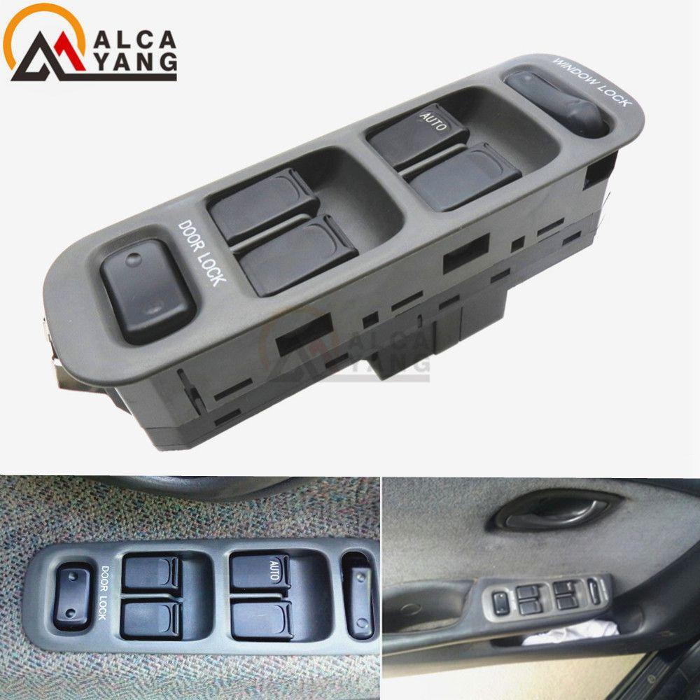 Nouveau plastique noir 37990-65D10-T01 pour SUZUKI BALENO battants en verre gauche avant ascenseur interrupteur d'alimentation de haute qualité vente chaude