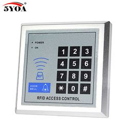5YOA RFID Access Control System Device Machine Security Proximity Entry Door Lock Quality