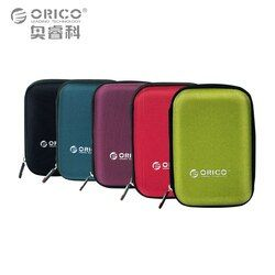 ORICO NylonMultifunction Hard Carrying Case For Cards Earphone Storage Bag Protective Cover
