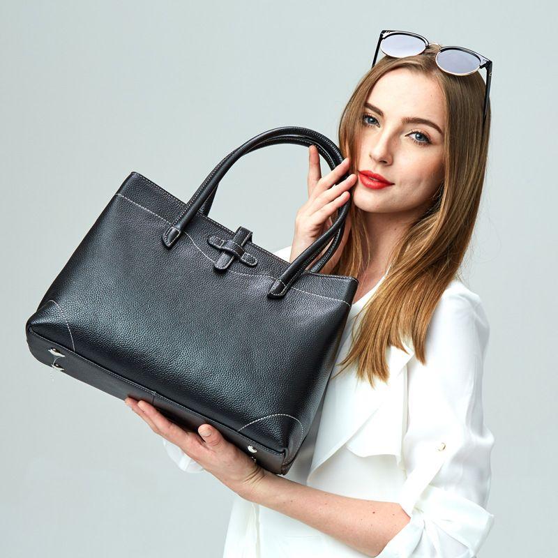 Люксовый бренд 100% Сумки из натуральной кожи Для женщин сумки Новинка 2017 года женские корейские стереотипы модели сумки Сумка