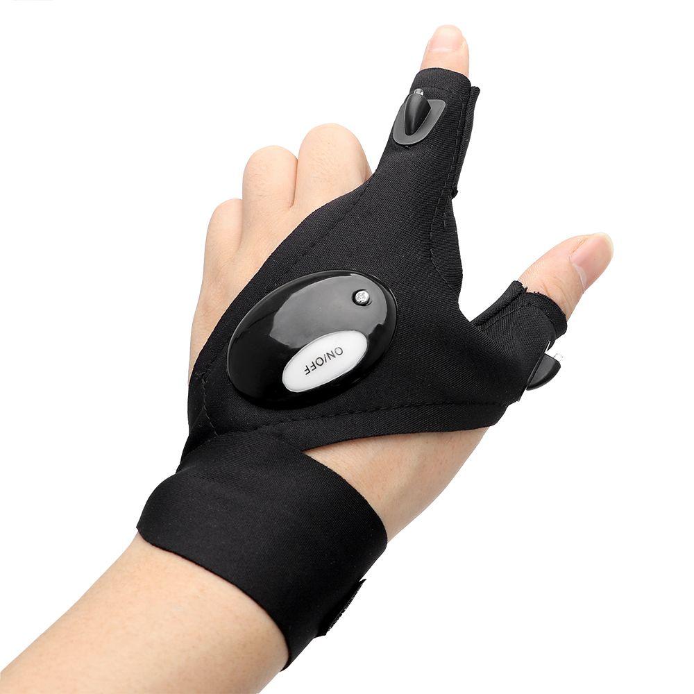 Itimo ремонт палец с подсветкой перчатки фонарик мини Портативный Света Multi-использовать для кемпинга Пеший Туризм Рыбалка