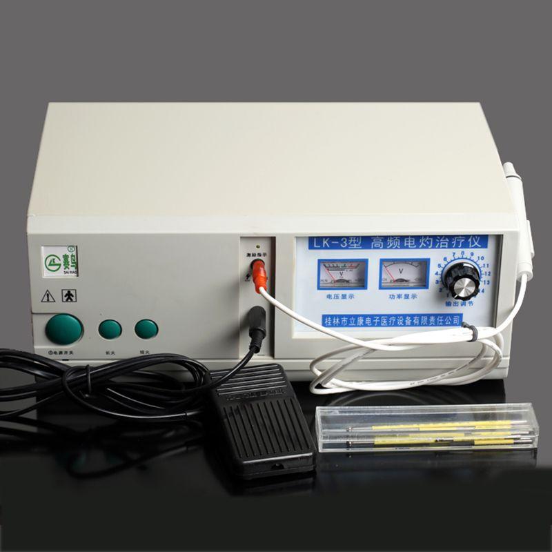Hohe Frequenz Elektrokauter Therapeutische Gerät Kosmetische Chirurgie Elektrische Messer Electrocoagulation Hemostat Y