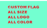 Custom flagge 90*150 cm alle logo alle farbe royal flagge Mit Weiß Hülse Metall Gromets