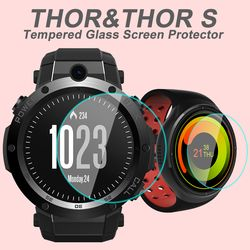 Tempered Glass Protective Film HD Ultra Clear Guard For Zeblaze Smart Watch THOR/THOR S Toughened Display Screen Protector