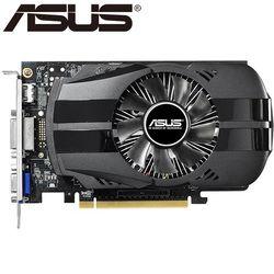 ASUS Carte Graphique D'origine GTX 750 1 GB 128Bit GDDR5 Vidéo Cartes pour nVIDIA Geforce GTX750 Hdmi Dvi Utilisé VGA Cartes Sur Vente