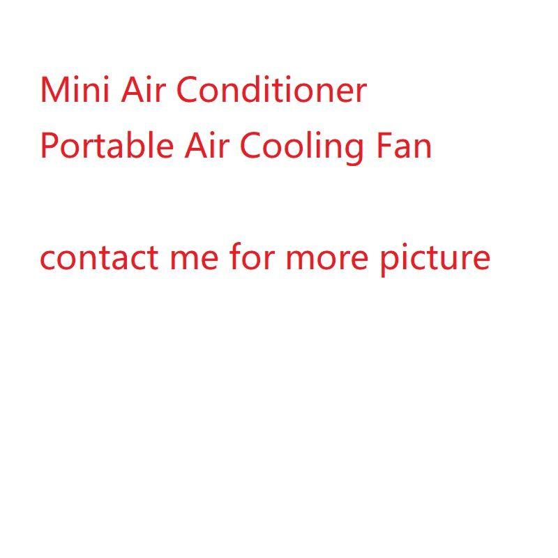 Mini Klimaanlage Luftkühlung Fan Tragbare USB Luftkühler Fans mit Led-leuchten Luftbefeuchter Reiniger für Home Office