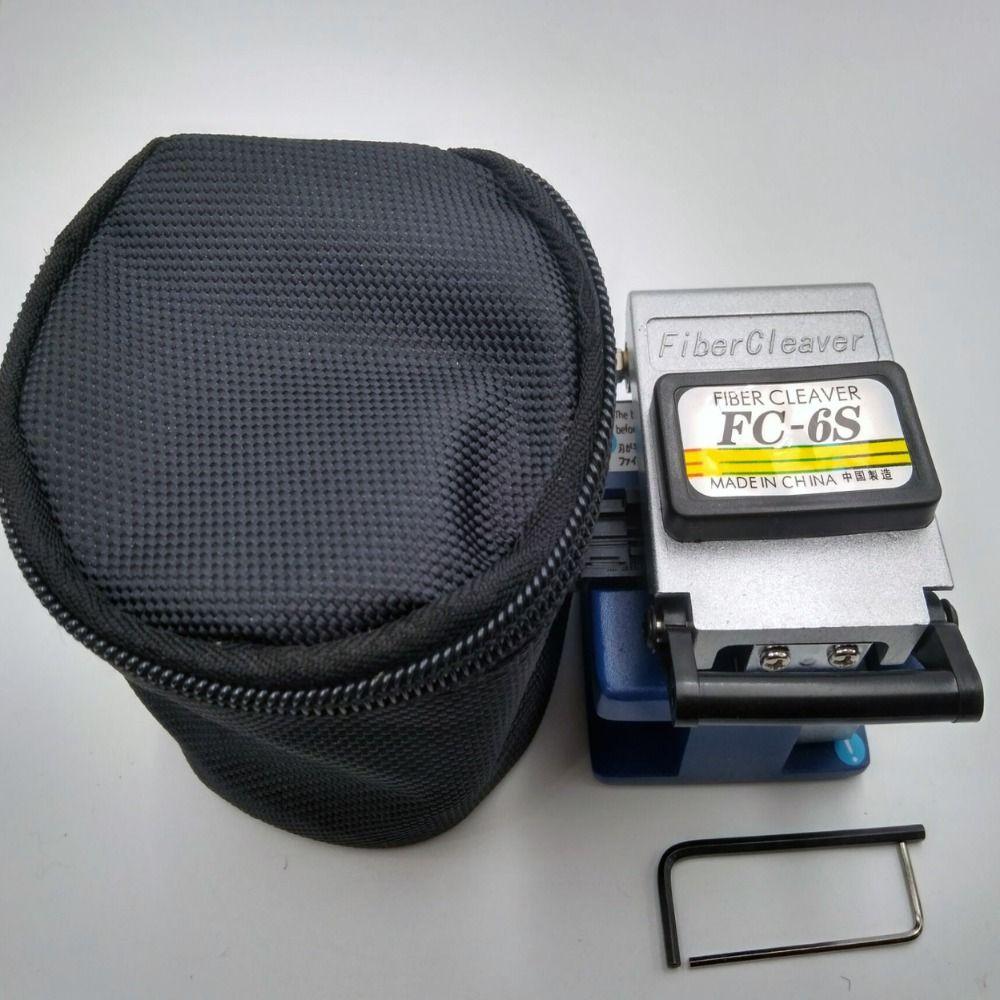 Coupeur de câble de Fiber de couperet de Fiber optique de corps en métal de haute qualité avec la clé de sac allen