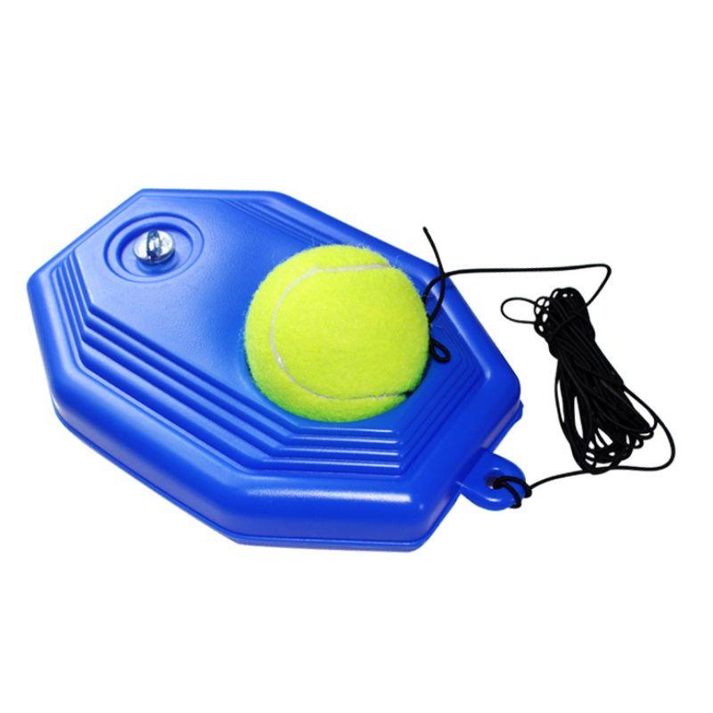 Schwere Tennis Training Zu l + Selbststudium Rebound Ball Tennis Trainer Baseboard Sparring Gerät