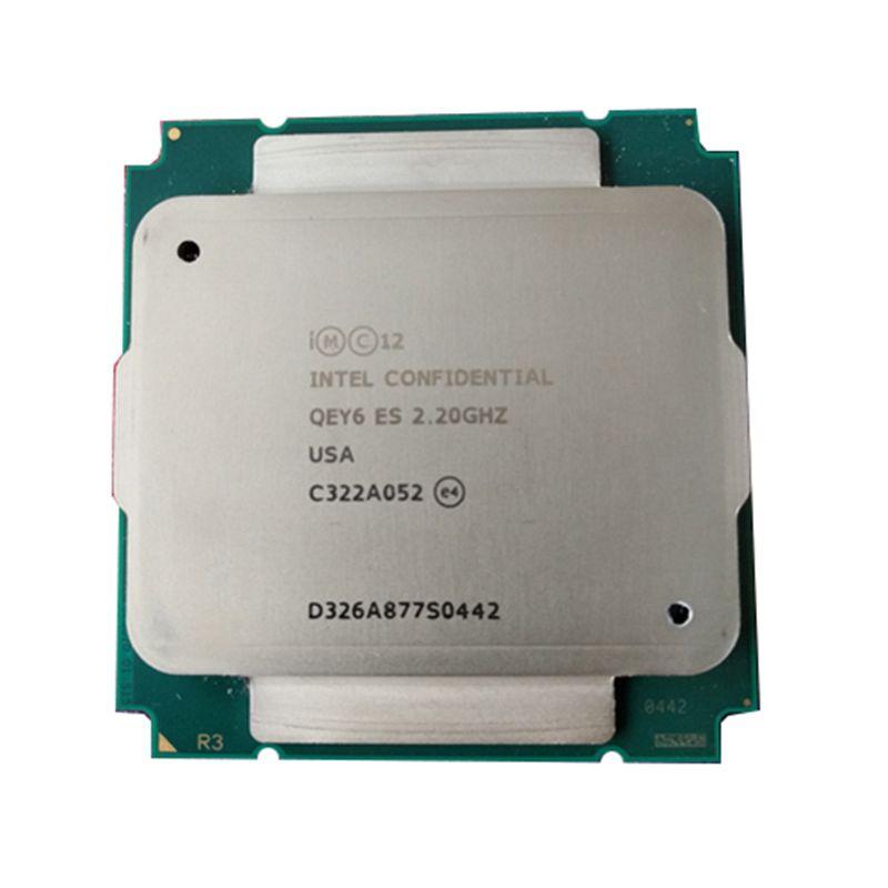 Intel Xeon server QEY6 ES ingenieur probe von E5-2695v3 E5 2695V3 in der nähe 2683V3 2,2G 14 core 28 gewinde für X99 buchse 2011