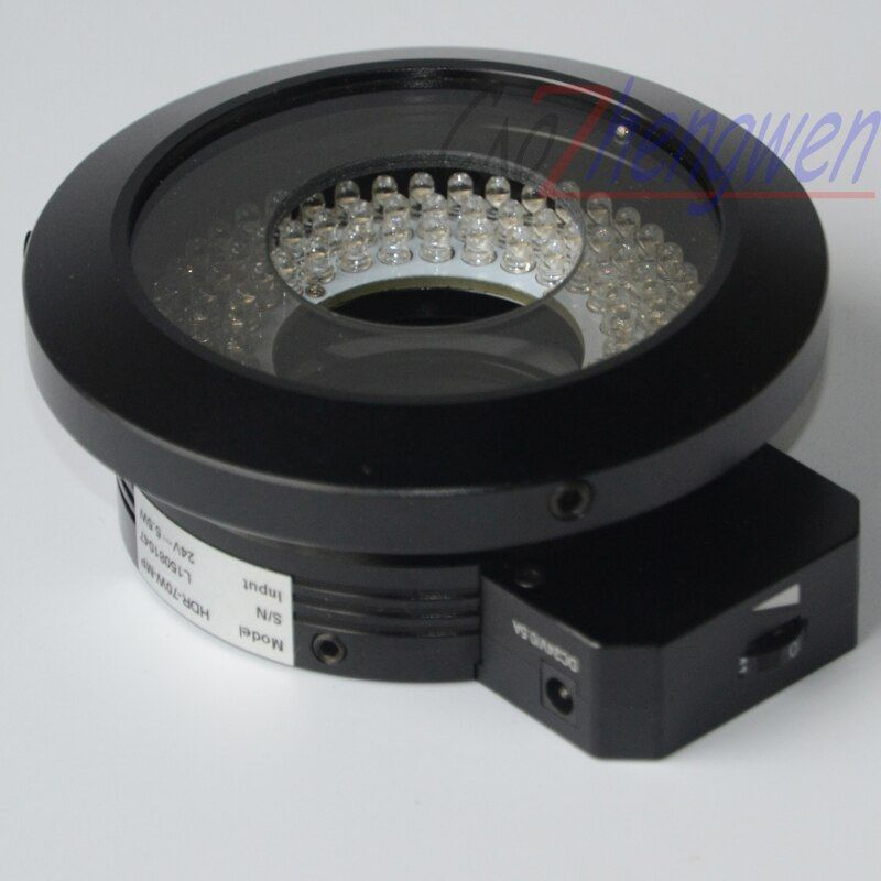 FYSCOPE On Sale Polarized LED Ring Lights for Microscope