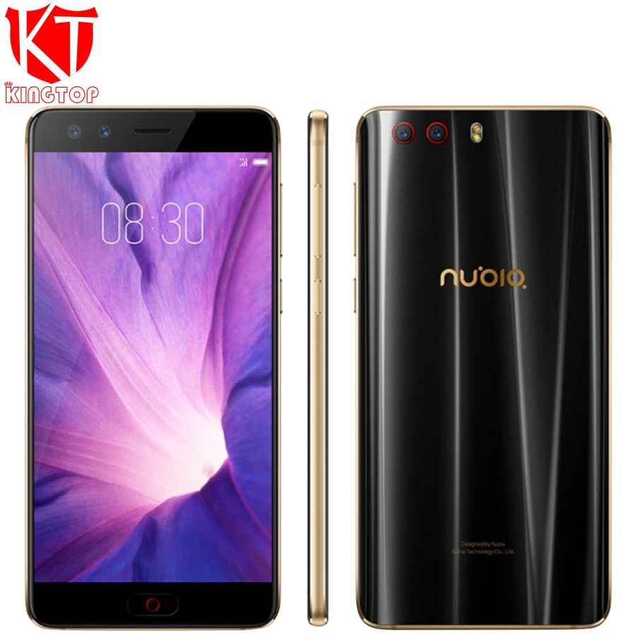 Original ZTE Nubia Z17 mini S Mobile Phone 6G 64G 5.2