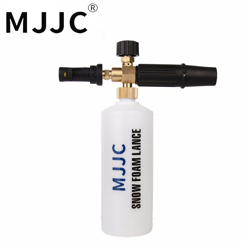 MJJC Brand with High Quality Foam Gun for Karcher K2 - K7, Snow Foam Lance for all Karcher K Series pressure washer Karcher