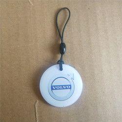 EM4305 копия перезаписываемый брелоки RFID брелок для ключей с биркой карты 125 кГц близость маркер доступа Управление прозрачный Цвет