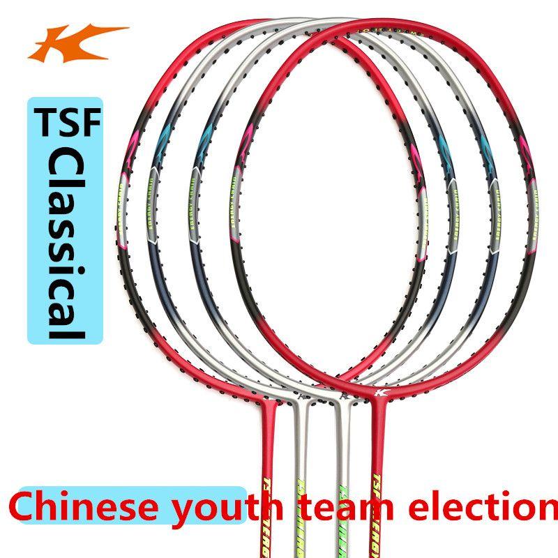 Kason Badminton Schläger 105TI-LTD 105TI Neue Farbe TSF105 Gute Qualität Hohe Kosten-Effektive China Jugend Team Sponsor L705OLB
