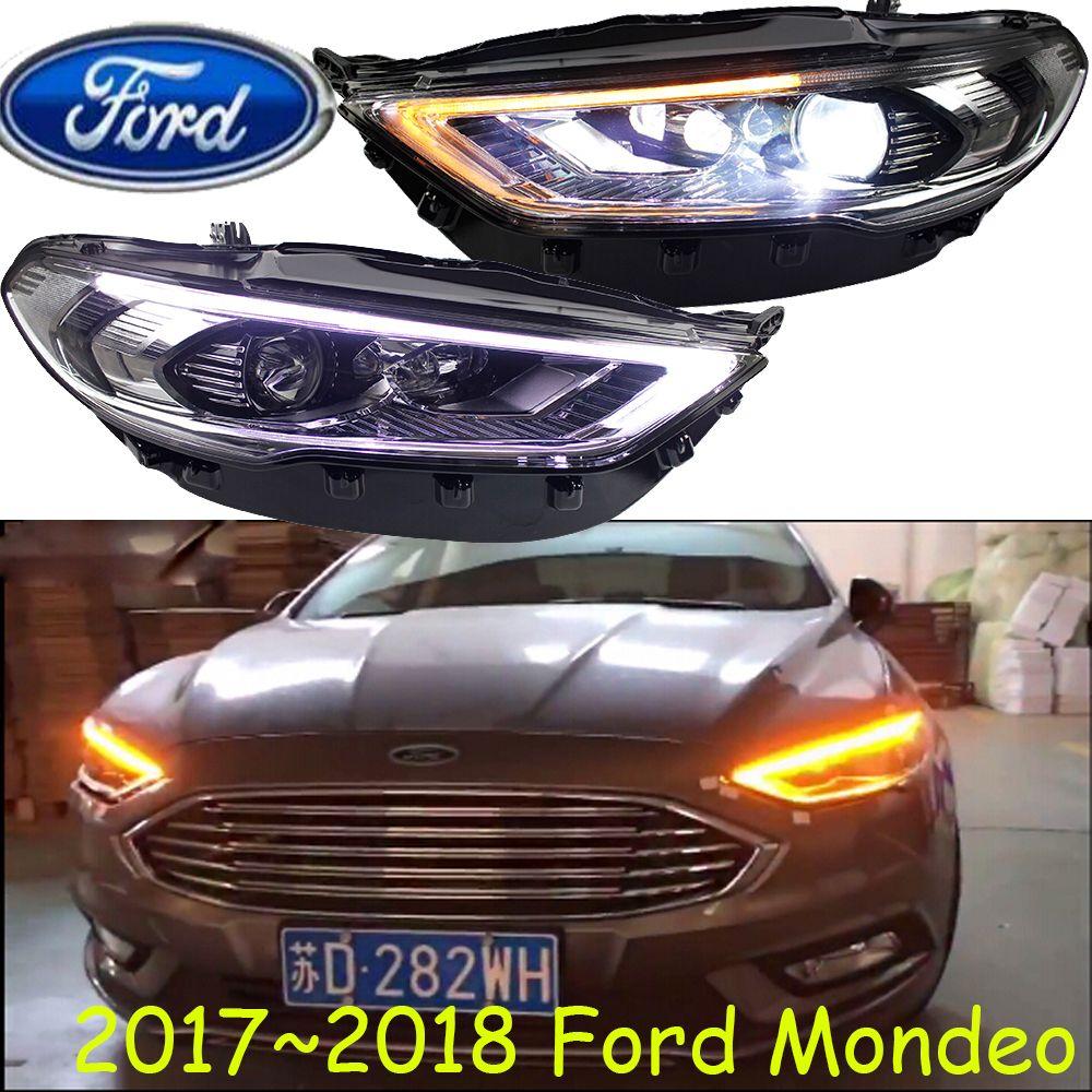 Fusion,HID,2017~21018,Car Styling for Monde Headlight,Transit,Explorer,Topaz,Edge,Taurus,Tempo,spectron,Falcon,Monde head lamp