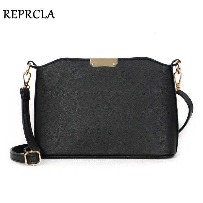 REPRCLA New Candy Color Women Messenger Bags Casual Shell Shoulder Crossbody Bags Fashion Handbags <font><b>Clutches</b></font> Ladies Party Bag