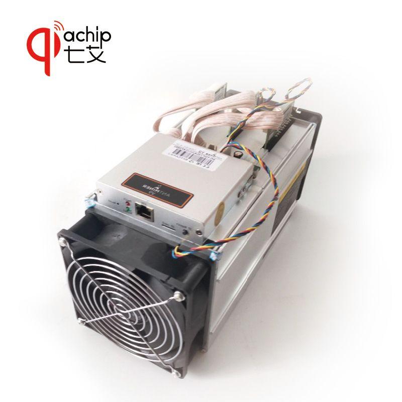Auf lager! AntMiner V9 4 T/S + NETZTEIL Bitcoin Miner Asic Miner Neueste 16nm Btc Miner Bitcoin Bergbau Maschine Besser Als S7
