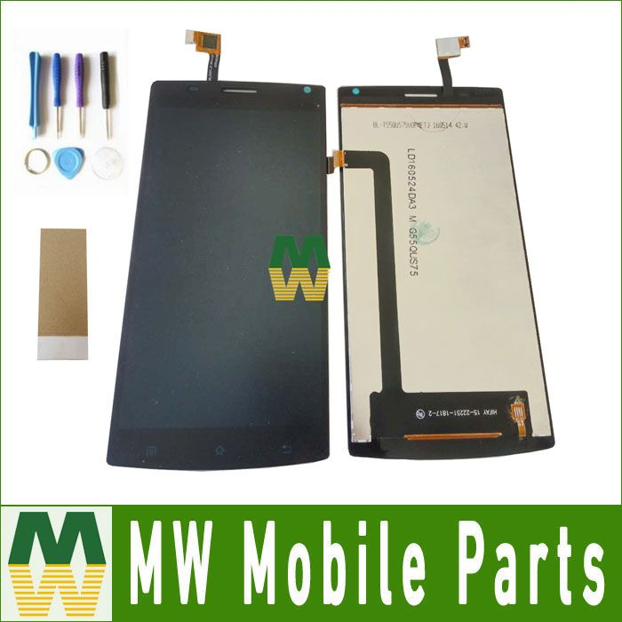 Original For MegaFon Login Plus MFLoginPh TOPSUN_G5247_A1 LCD Display+Touch Screen Digitizer With Tools Adhesive Tape 1PC/Lot.